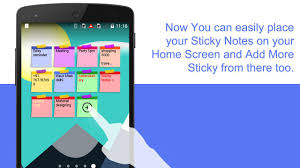 sticky note sync notes android apps on google play