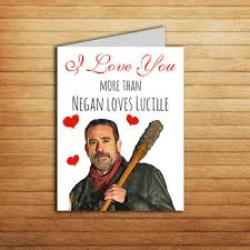 Walking Dead Valentines Day Meme - best anniversary gift card products on wanelo