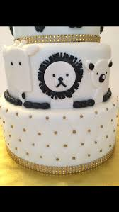 animal baby shower cakes cakes by cathy chicago