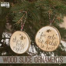 wood slice ornaments wood slices ornaments and