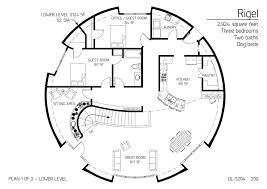 117 best monolithic dome house plans images on pinterest