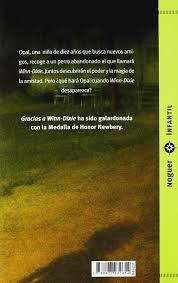 gracias a winn dixie because of winn dixie spanish edition