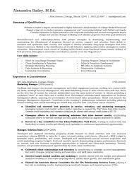 Sample Resume For A Career Change Resume Makeover Transferability Key To Successful Career Change