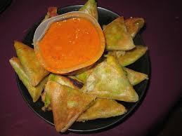 la cuisine pakistanaise samoussa indo pakistanais les delices de oumsafiya
