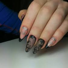 lovely acrylic nails art you must see