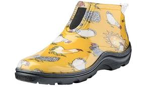 s garden boots size 11 sloggers farm themed s garden shoes or boots groupon
