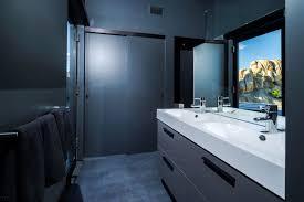 Dark Bathroom by Dark Bathroom Mountain Home In Twentynine Palms California