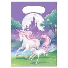 Favor Bags by 8ct Unicorn Favor Bags Target