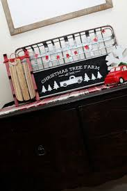 diy christmas tree farm sign with free cut files the creative