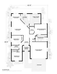 concrete houses plans concrete house plan homepeek
