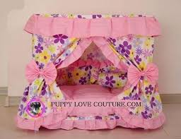 dog beds adorable canopy princess dog bed ad 1135991 addoway