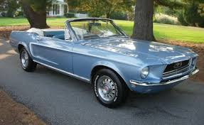 1968 mustang engine for sale blue 1968 ford mustang convertible mustangattitude com