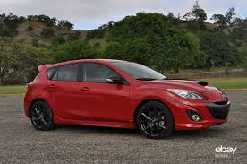 review 2013 mazda mazdaspeed3 ebay motors blog