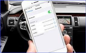 how to set up bluetooth on ford focus receiving iphone text messages with ford sync ford tech laneford