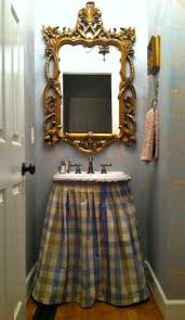 25 best sink skirt ideas on pinterest bathroom sink skirt