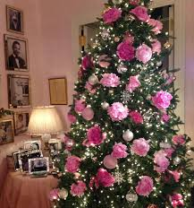 pink christmas tree dreaming of a pink christmas pink christmas tree decor shoproomideas