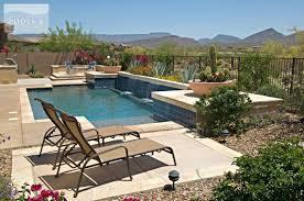 Hidden Patio Pool Cost by Pools U2022 California Pools U0026 Landscape