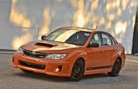 orange subaru wrx trick or treat special edition wrx and sti revealed autos ca