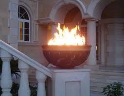 Fireplace Burner Pan by Hpc 13