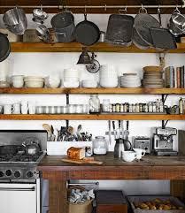 Rustic Kitchen Shelving Ideas by Best 25 Open Kitchen Cabinets Ideas On Pinterest Open Kitchen