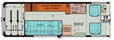 Conversion Van Floor Plans Sportsmobile Custom Camper Vans Sprinter Standard Extended Body