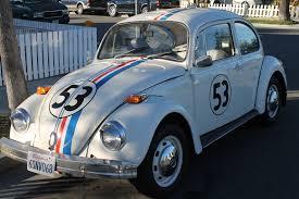 volkswagen beetle herbie the original herbie the love bug is a 1963 beetle cars from