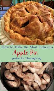 recipe how to make the most delicious apple pie