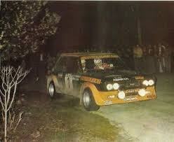 Fiat Abarth 131 Rally 1976 78 by 64 Best Fiat 131 Abarth Images On Pinterest Car History And Legends
