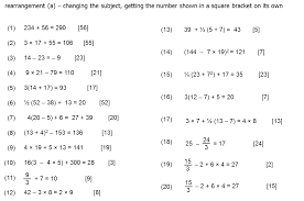 Estimating Square Roots Worksheet Question Of The Week 4 Rearranging Formula Mr Barton Maths Blog