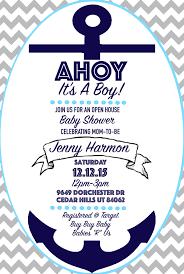 nautical baby shower invitations nautical baby shower invite nautical invite baby boy shower