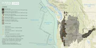 Oregon Volcano Map by Volcanism The Defining Feature Of The Pacific Northwest Outdoor