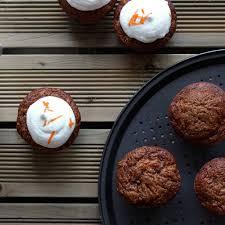 glacer cuisine petits gâteaux aux carottes glaçage à l ananas cuisine blogue
