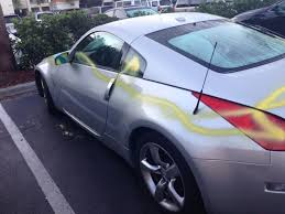 nissan 350z and 370z well this is unfortunate vandalism my350z com