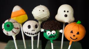halloween cake pops youtube