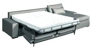 canapé couchage permanent canape lit pour couchage quotidien canape lit pour couchage