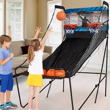 your choice of 2 player basketball game with 3 pack replacement