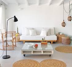 palette canapé canapé en palette de bois idées faciles en 27 photos