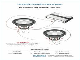 4 ohm sub wiring diagram contemporary electrical circuit