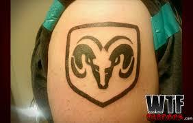 ram tattoos