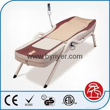 Roller Massage Table by Korea New Design Jade Roller Stone Massage Bed Table By H1907j