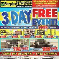kitchener surplus furniture surplus furniture flyer saskatoon sk redflagdeals com