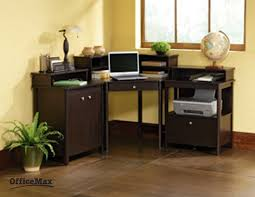 Office Max L Desk Appealing Office Max Corner Desk Stylish Decoration Corner L