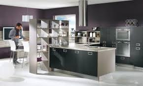 idee deco bar decoration salon avec cuisine ouverte disposition salon sjour