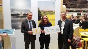 chambre agriculture bourgogne collin reçoit une mention spéciale du jury lors des trophées