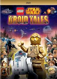 Wildfire Cartoon Dvd by Lego Star Wars Droid Tales Dvd Announced Paulsemel Com