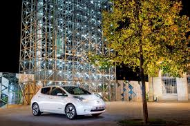 nissan leaf real world range nissan leaf gets more range but overall electric car prospects