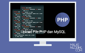 cara membuat form upload file dengan php membuat upload file dengan php dan mysql malas ngoding