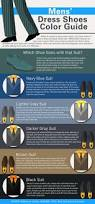 Best Shades Of Blue Mens U0027 Dress Shoes Color Guide Infographic Walking On A Cloud Blog