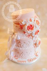 25 Best Peach Orange Wedding Cakes Images On Pinterest Amazing