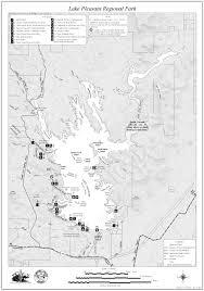 lake pleasant map lake pleasant regional park map lake pleasant arizona mappery